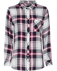 Rails | Exclusive Plaid Patriot Shirt | Lyst
