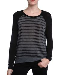 Bella Luxx Hilow Sweater - Lyst
