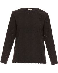 Paul & Joe Sister Embroided Angliase Top - Lyst