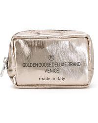 Golden Goose Deluxe Brand - 'jam' Pouch - Lyst