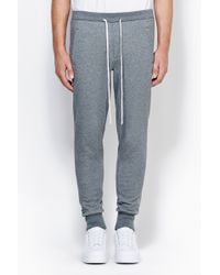 3.1 Phillip Lim Tapered Pant With Combo Panel - Lyst