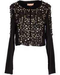 Matthew Williamson Blazer black - Lyst