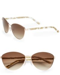 Ted Baker Vita Cats-eye Sunglasses - Lyst