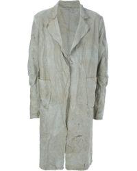 Alice Waese Double Layer Jacket - Lyst