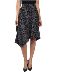 Vivienne Westwood Anglomania Prosperity Skirt - Lyst