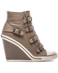 Ash Thelma Sneaker Wedge - Lyst