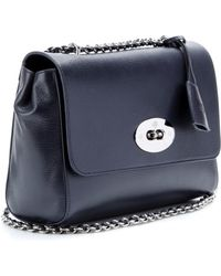 Mulberry Medium Lily Grainy Leather Shoulder Bag - Lyst