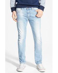 Diesel Men'S 'Thavar' Skinny Fit Jeans - Lyst