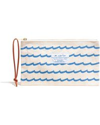 Madewell M Cartertrade Canvas Pouch - Lyst
