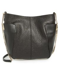 Jimmy Choo Small Anabel Leather Cross-Body Bag - Lyst