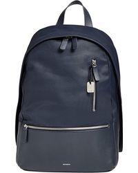 Skagen - 'kroyer 2.0' Coated Canvas Backpack - Lyst