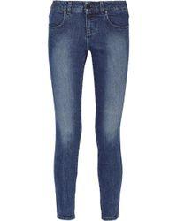 Stella McCartney Stretchdenim Skinny Jeans - Lyst