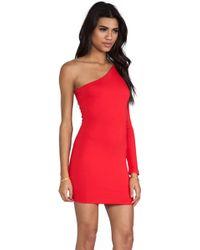 AQ/AQ Yarra Mini Dress - Lyst