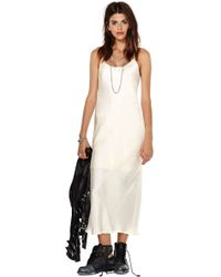 Nasty Gal Seabrook Maxi Dress - Lyst
