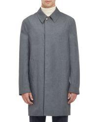Aquascutum Broadgate Raincoat gray - Lyst