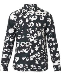 Marni Floralprint Cotton Shirt - Lyst
