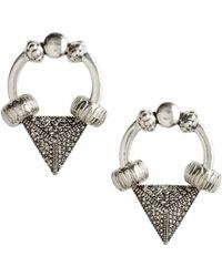 H&M Earrings - Lyst