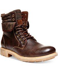 Steve Madden Madden Novva Boots - Lyst