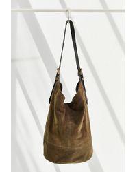 BDG - Drapey Suede Tote Bag - Lyst