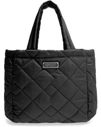 Marc By Marc Jacobs 'Small Crosby' Quilted Nylon Tote - Lyst