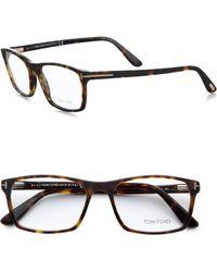 Tom Ford 5295 Rectangular Optical Frames - Lyst