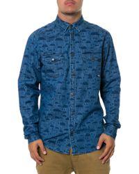 Wesc The Maccoy Ls Buttondown Shirt - Lyst
