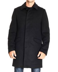 Etro Coat Man - Lyst