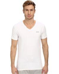Diesel Michael T-shirt Qahe 2-pack - Lyst