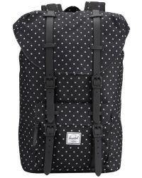 Herschel Supply Co. - Little America Polka Dot Backpack - Lyst