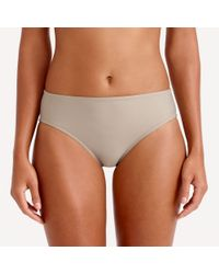 J.Crew Gray Brief - Lyst
