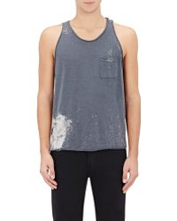 Bliss and Mischief - Men's Slub Jersey Luke Tank - Lyst