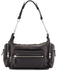 Ash Sky Chain Hobo Bag - Lyst