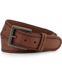 Will Leather Goods - Men\'S Leather Jean Belt - Lyst