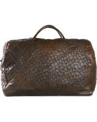 Numero 10 - 'monzeglio' Weekender Bag - Lyst