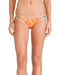 Vix Menfis Detail Bikini Bottom - Lyst