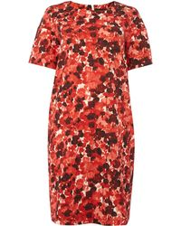 Inwear - Code Floral Print Dress - Lyst