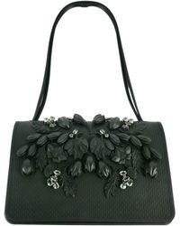 EK Thongprasert | Black Flower Silicone Bag | Lyst