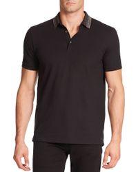 BOSS | Dasirius Graphic-collar Polo Shirt | Lyst
