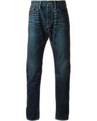 Simon Miller Medium Wash Jeans - Lyst