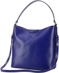 Lauren by Ralph Lauren Blue Tate Hobo - Lyst