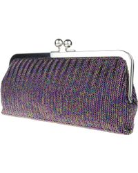 Nina Shoes Nina Hamilton Clutch - Lyst