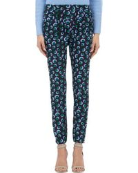 Stella McCartney Floral Pants - Lyst