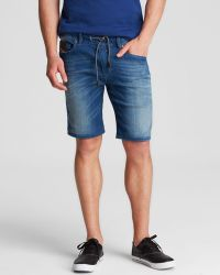Diesel Waykee Shorts - Bloomingdale'S Exclusive blue - Lyst