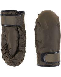 MM6 by Maison Martin Margiela Gloves - Lyst