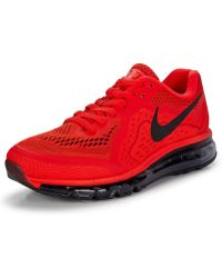 Nike Red Air Max - Lyst