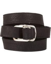 Hoorsenbuhs Leather Wrap Bracelet - Lyst