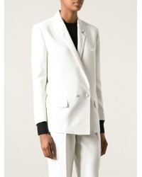 Forte Forte Double Breasted Blazer - Lyst