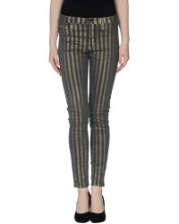 Hudson Denim Pants - Lyst