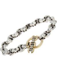 Hoorsenbuhs - Tri-link Bracelet - Lyst