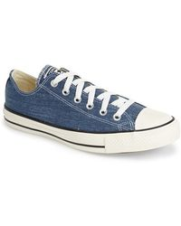 Converse Chuck Taylor All Star Canvas Sneaker - Lyst